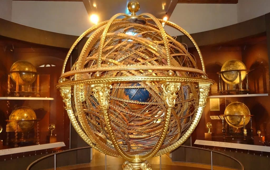 Museo Galileo de Florença
