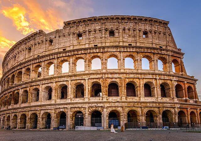Pacote Hurb para Roma + 3 cidades por R$ 6.309