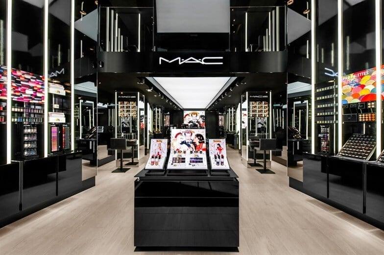Loja de maquiagem MAC Cosméticos em Roma