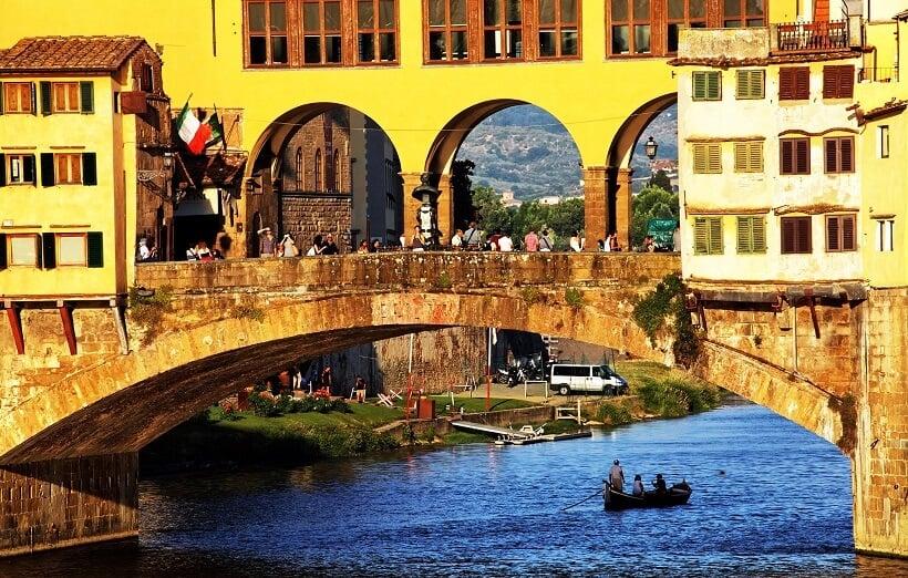 Aluguel de carro em Florença e na Itália
