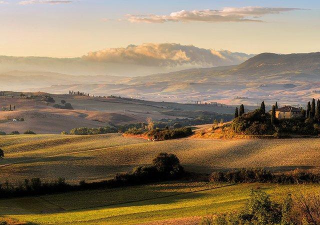Meses de alta e baixa temporada na Toscana