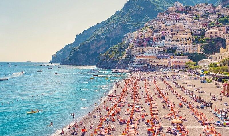 Pacote Hurb para Costa Amalfitana por R$ 5.880