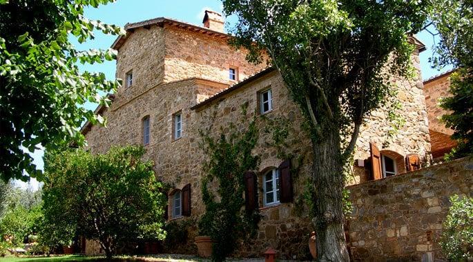 Vinícola Máté Winery em Brunello
