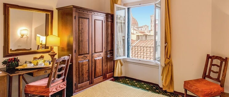 Dicas de hotéis em Florença