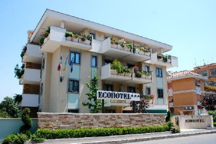 EcoHotel Roma em Roma