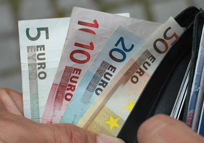 Notas em Euro