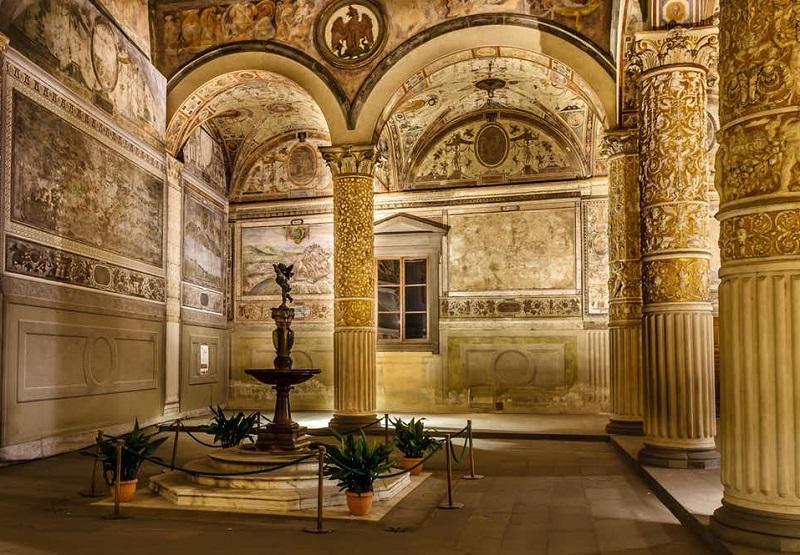Palazzo Vecchio em Florença