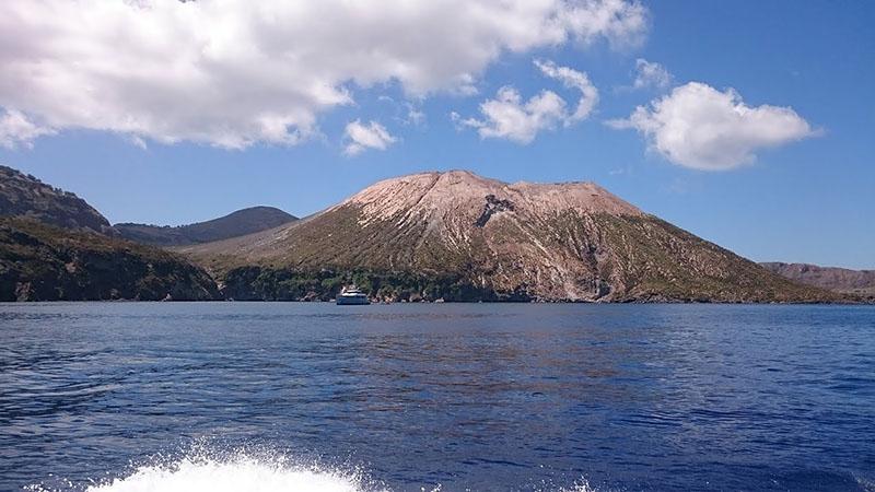 Vulcão da Ilha de Vulcano