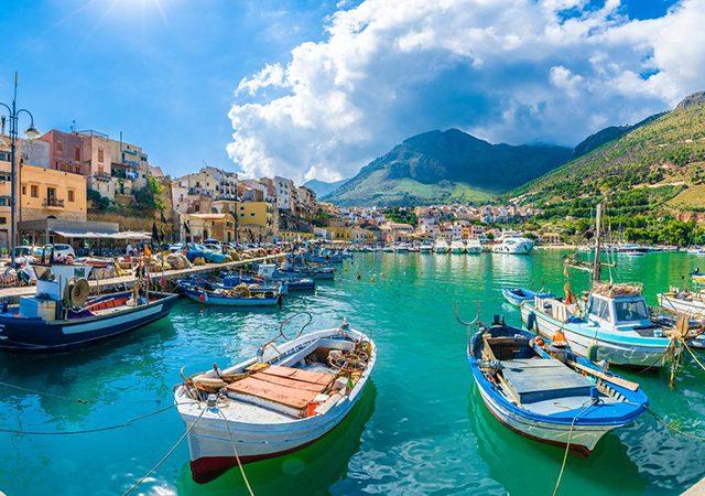 Meses de alta e baixa temporada na Sicília